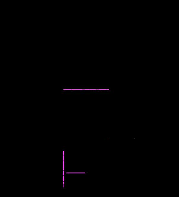 Figura 7. Elevación lateral de marmita