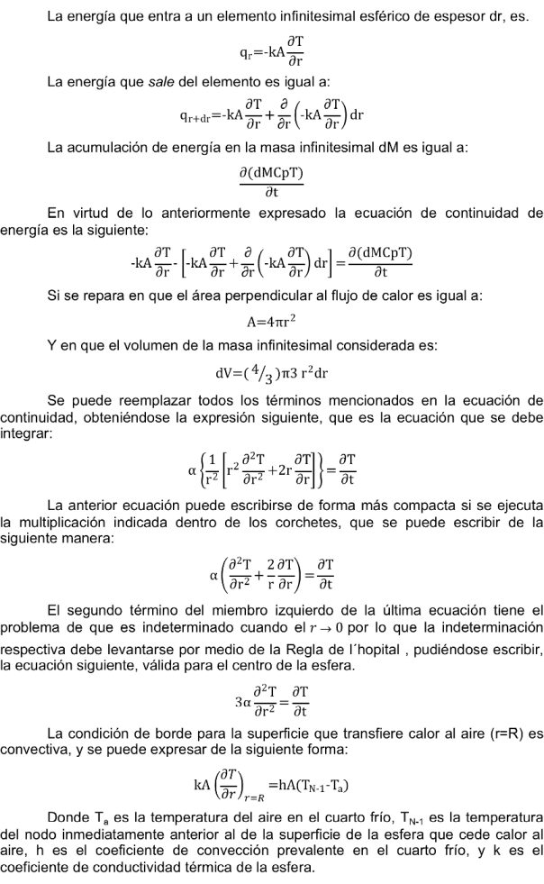 Modelo Matemático Esfera 1