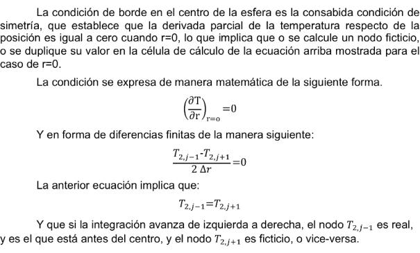 Modelo matematico esfera 3