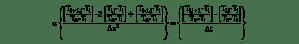 Figura 4. Ecuación de adimensionalización